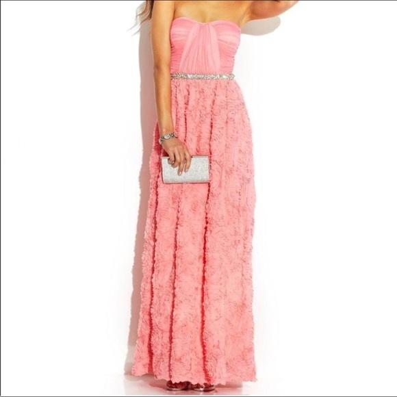 44% off As U Wish Dresses Pink Prom Dress | Poshmark